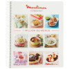 Original Moulinex Recipes Book Fr Robot Cuis Comp