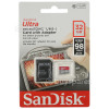 Original Sandisk Ultra 32GB Micro SDHC Speicherkarte Mit Adapter: CI