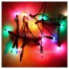 The Christmas Workshop 20 Multi-Colour Fairy Lights Set - UK Plug