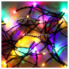 Genuine The Christmas Workshop 300 LED Multi-Colour Chaser Lights Set - UK Plug