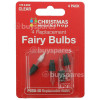 Genuine The Christmas Workshop Clear Fairy Light Lamps - Pack Of 4