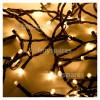 The Christmas Workshop 500 LED Warm White Chaser Lights Set - UK Plug
