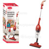 Quest 2-in-1 Upright & Handheld Cordless Vacuum Cleaner