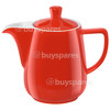 Genuine Melitta Porcelain Pour Over Coffee Jug - Red