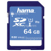 Hama Memory Fast 64GB Class 10 SDXC Memory Card