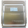 Ariston Inner Door Panel & Dispenser Stainless Steel