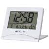 Genuine Acctim Mini Flip Ii Lcd Alarm Clock