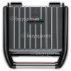 George Foreman 5 Portion Stainless Steel Family Grill