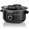 Morphy Richards Sear & Stew 3.5L Hinged Lid Slow Cooker