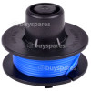 BuySpares Approved part Spool & Line : T/F Toro Grass Trimmers 51265, 51301, 51303 ETC.