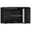 Hotpoint Freestanding 25L Microwave Oven