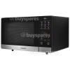 Hotpoint Ultimate Collection Chef Plus Combination Microwave - Black