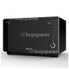Hotpoint EXTRASPACE Crisp 25L Microwave With Grill - Black