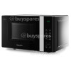 Hotpoint EXTRASPACE 20L Microwave - Black