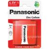 Panasonic 3R12R Zinc Carbon Battery