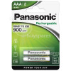 Panasonic AAA Rechargeable Batteries