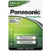 Pilas Recargables AAA Panasonic