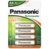 Pilas Recargables AA Panasonic