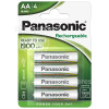 Panasonic Evolta AA Ready To Use Rechargeable Batteries