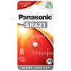 Panasonic SR621 Silver Oxide Coin Battery