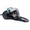 Hoover Breeze Pets Bagless Cylinder Vacuum Cleaner - Black/Blue