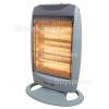Benross 3 Bar Halogen Heater - 1200W