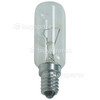 Hoover 40W SES (E14) Long Appliance Lamp