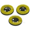 Hoover Z18 Hard Bristle Polishing Pads - Pack Of 3
