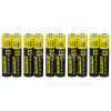 BuySpares Approved part Espares Ultra Alkaline AAA/LR03 Batteries - Pack Of 20