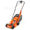 Flymo EasiMow 300R Electric Wheeled Rotary Lawnmower With Mini Grass Trimmer