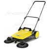 Karcher S4 Twin Floor Sweeper