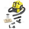 Karcher WD1 Wet & Dry Cordless Battery Vacuum