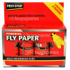 Pest Stop Fly Papers (Box Of 4) (pest Control)