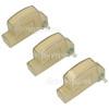 Genuine Vax Hard Water Filter (Type 1) Triple Pack