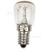 Wellco Petite Ampoule Universelle Pour Four 25W E14 (Ses) 240V