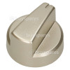 Genuine Stoves Stainless Steel Finish Cooker Control Knob