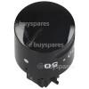 Ideal-Zanussi Oven Thermostat Control Knob - Black