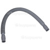 Universal Extendable Drain Hose (2FT TO OVER 6FT) Straight 19mm /22mm Internal Dia.s'