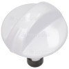 Genuine Hotpoint Right Rear Cooker Control Knob - White