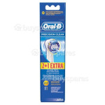 Oral B EB203 Precision Clean Toothbrush Heads (Pack of 3)