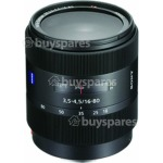 Sony DT 1680mm F3.54.5 ZA Carl Zeiss VarioSonnar Telephoto Zoom Lens