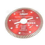 Rolson Turbo Diamond Tile Cutting Blade