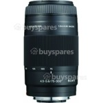 Sony 75-300mm F4.5-5.6 Telephoto Zoom Lens 75-300mm F4.5-5.6 Telephoto Zoom Lens