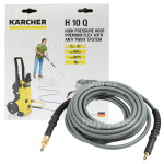 Karcher H10Q Flexible High Pressure Premium Anti Twist Hose  10m