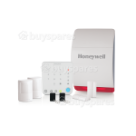 Honeywell Wireless Home Alarm with Intelligent Control
