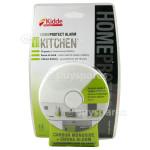 Kidde HomeProtect Optical Smoke & CO2 Alarm  Kitchen