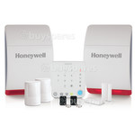 Honeywell Live Well Wireless Home & Garden Intelligent Control Alarm Kit