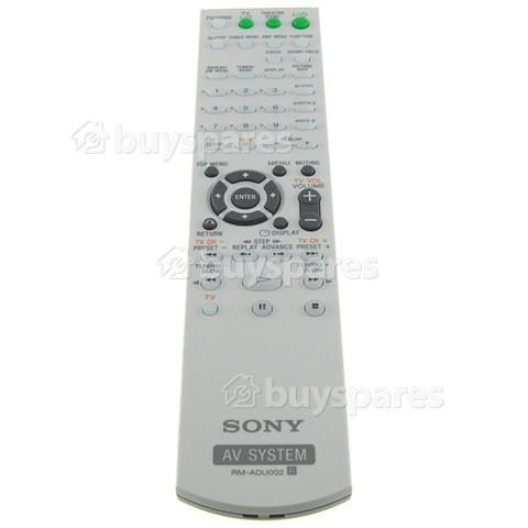 Sony RM-ADU002 Fernbedienung