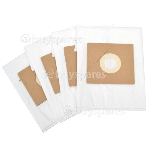 Hometech E67 Filter-Flo Synthetic Dust Bags (Pack Of 5) - BAG295