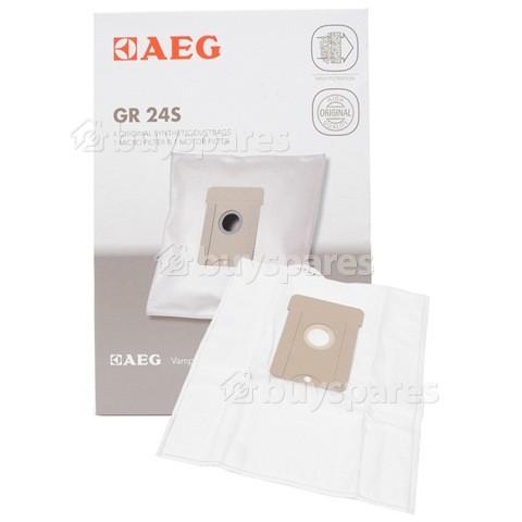 Electrolux Group Grobe 24 & GR24S Papierbeutel (4er Pack)